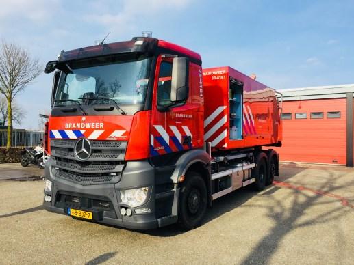 Waterwagen Nederweert brandweer 23-4161