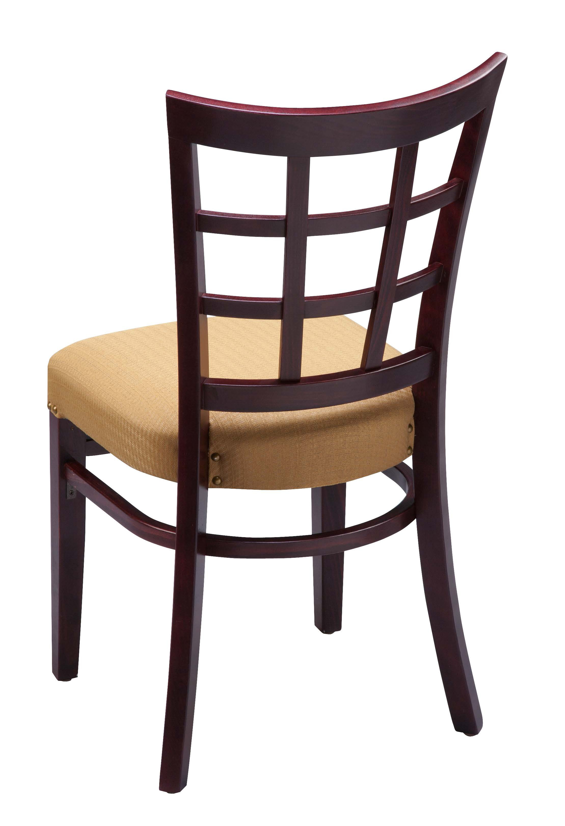swivel chair regal hickory nightstand 411fus lattice back wood dining chairs by