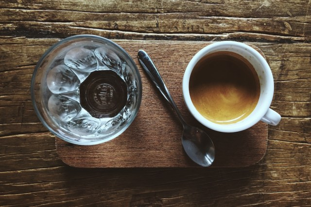 cup of coffee paleo
