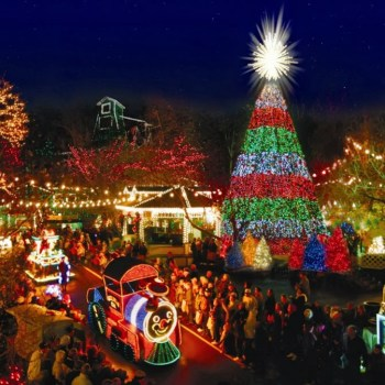 silver dollar city christmas parade, sdc christmas parade