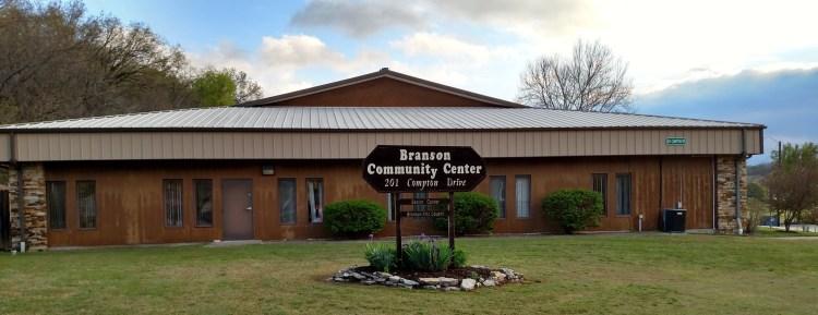 Branson-Hollister Senior Center