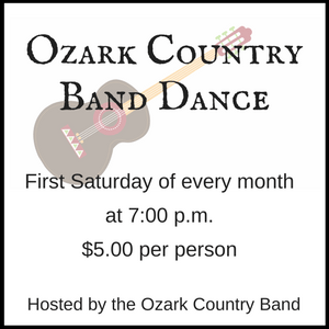 Ozark Country Band Dance - Branson-Hollister Senior Center