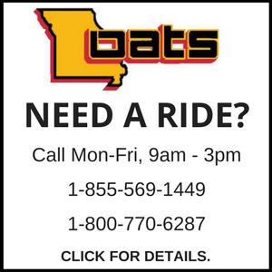 Oats Bus - Branson-Hollister Senior Center - Taney County, Missouri