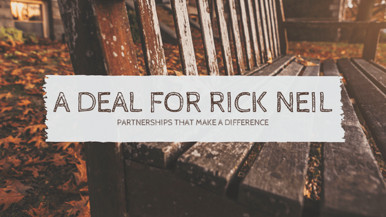 A Deal for Rick Neil - Branson-Hollister Senior Center