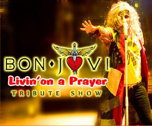 Bon Jovi Livin on a Prayer Tribute Show