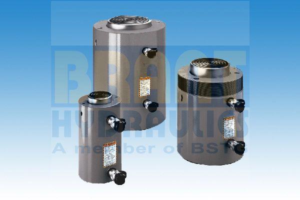 大型油圧ジャッキ - Brant Hydraulics | Brant 油圧