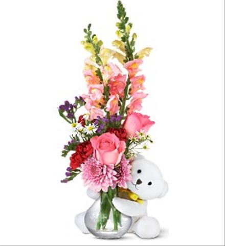 Fall Sunflowers Wallpaper Bear Hug Flower Vase Birthday Catalog Order Online And