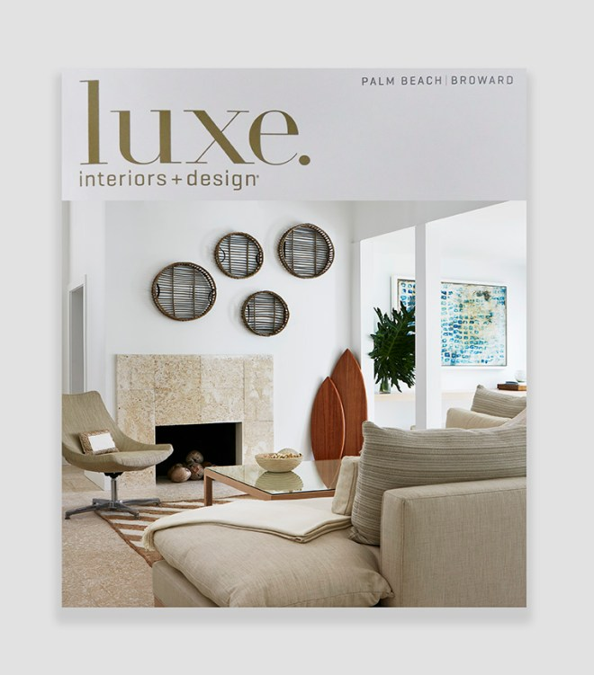Brantley Photography Luxe Magazine Cover