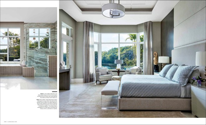 Luxe Magazine Interior Design Photography