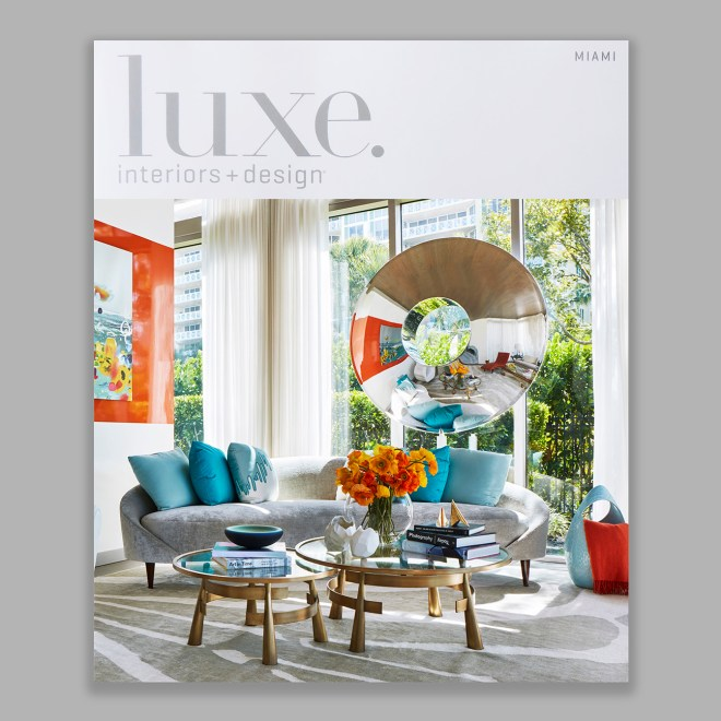 Luxe Miami Cover by Brantley Photography