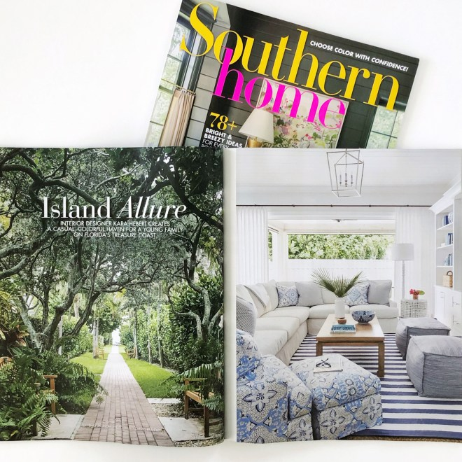 Southern Home Magazine Feature