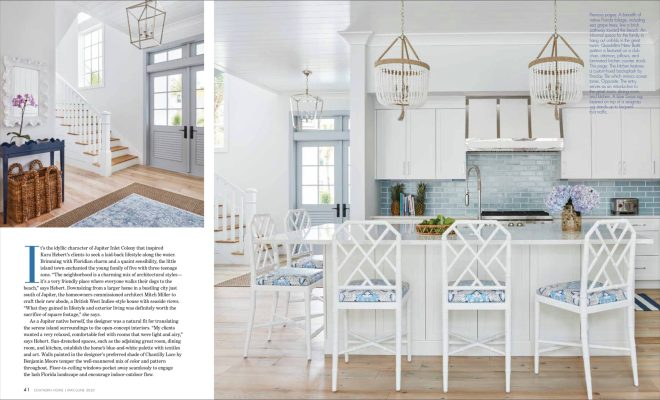 Southern Home Magazine Features Kara Hebert