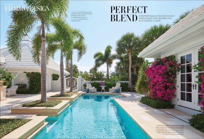 Florida Design Magazine Interior Design Project
