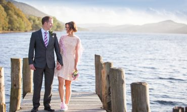 Couple on Jetty HQ