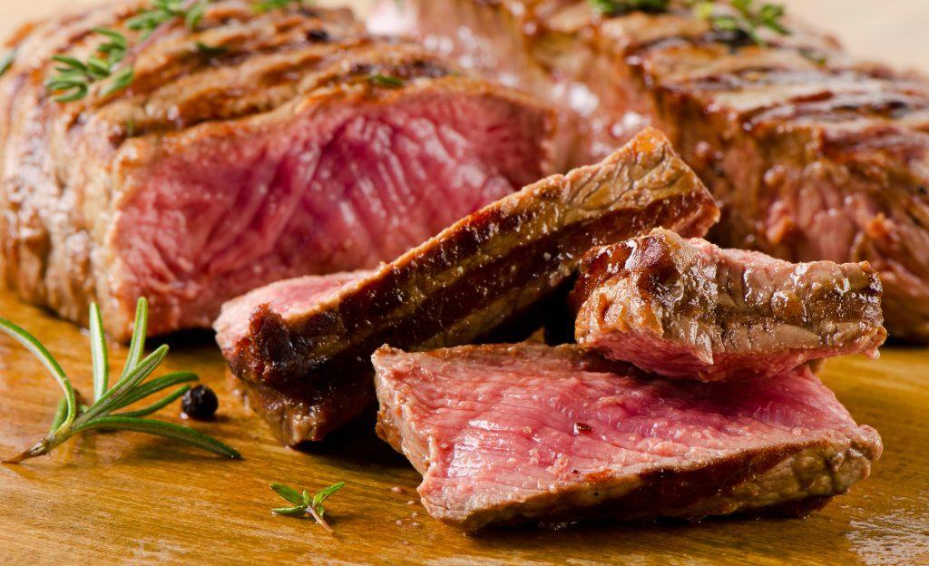 Puntos de cocción carne a la parrilla