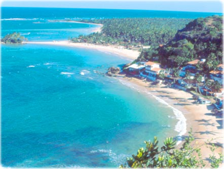 Praias da Bahia Salvador Itaparica Porto Seguro
