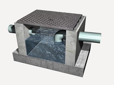 Preo em Brasil de Un de Caixa de concreto in situ