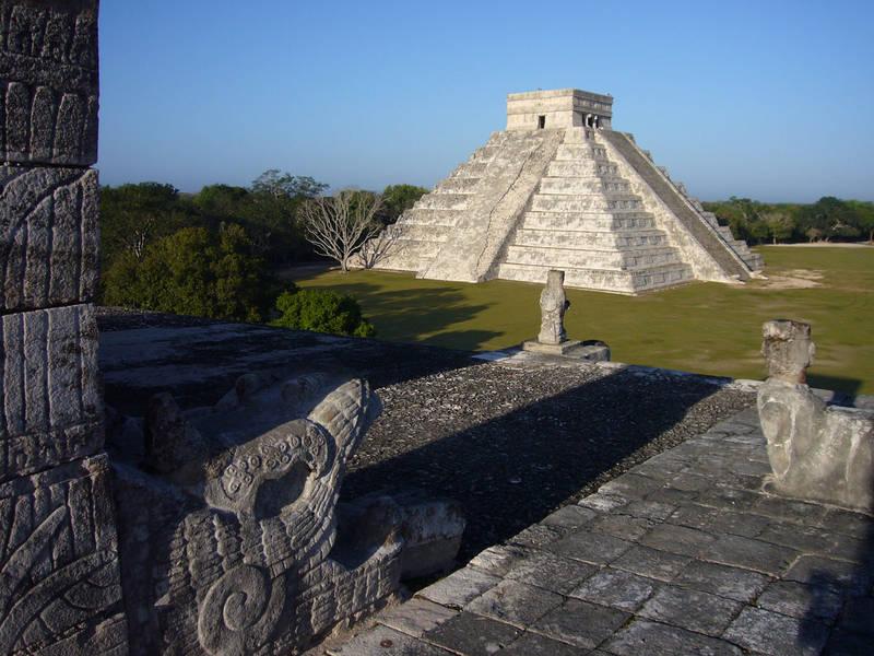 7 Maravilhas do Mundo Antigo e Moderno  Brasil Blogado