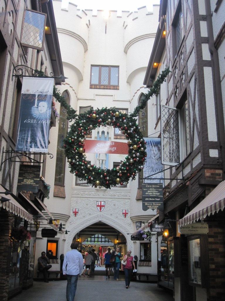 London Court no Natal