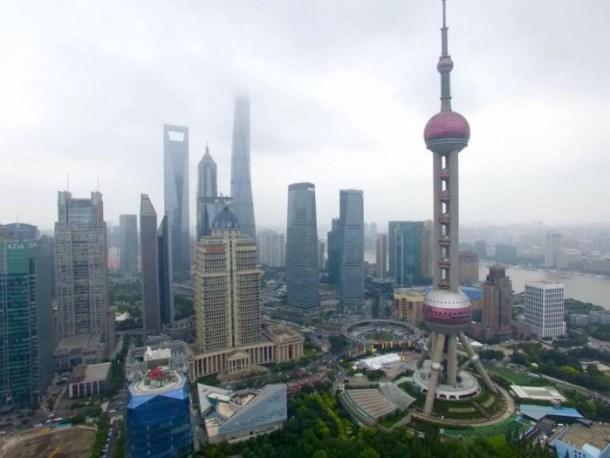 Shanghai, por Sérgio Carvalho.