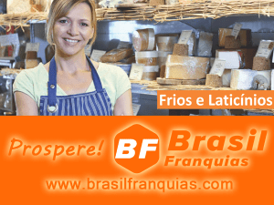 Franquia Frios e Laticinios