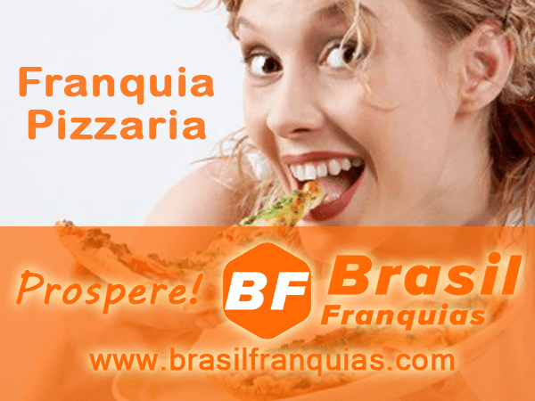 Franquia Pizzaria Delivery