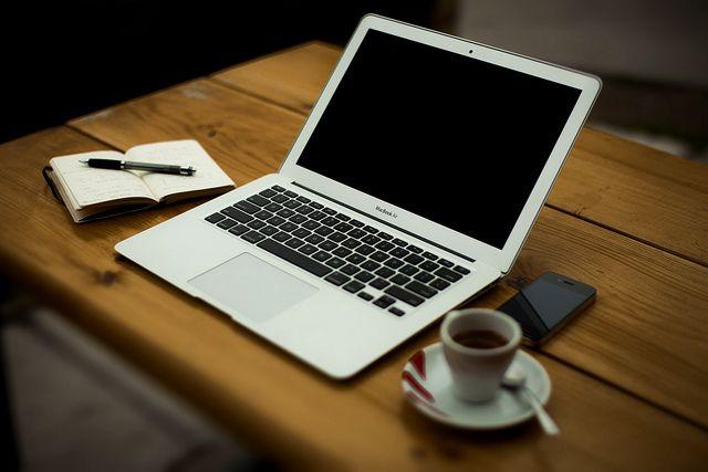 Desde la distancia también se puede encontrar trabajo. Foto: Alejandro Pito