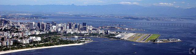 Vista de Rio de Janeiro con el puente al fondo. Foto: Claudio Brisighello