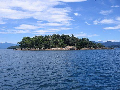 Ilha Grande. Foto: Martin Englund
