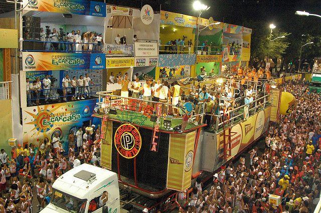 Caranval de Salvador.