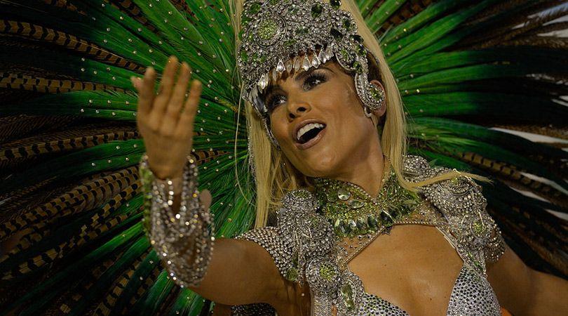 El día más importante del Carnaval de Brasil 2018 es el 13 de febrero. Foto: Ageência Brasil