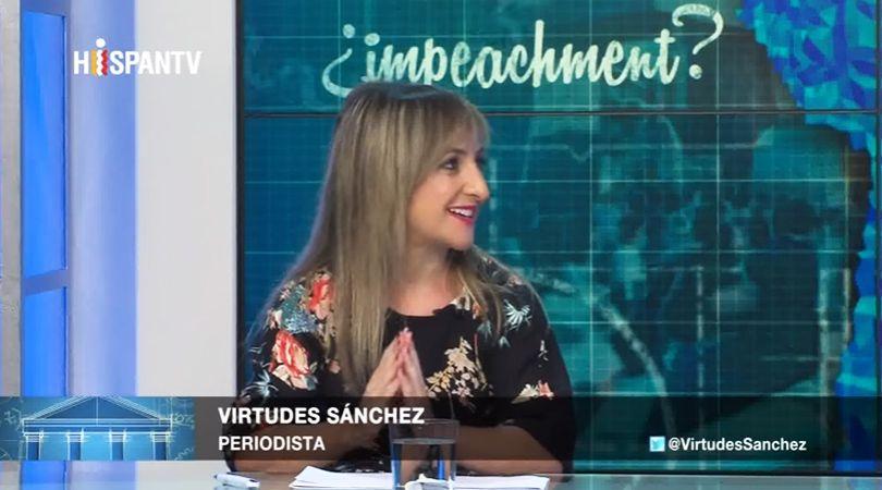 Virtudes Sánchez, autora de Brasil, Más Que Fútbol, en Hispan TV.