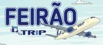 Feirão de Passagens Aéreas na Trip Linhas Aéreas