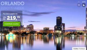 Viagens na CVC para Orlando