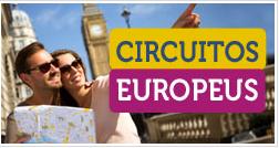 Viagens Promocionais na Europa com a CVC
