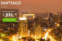 Pacotes de Viagens Santiago