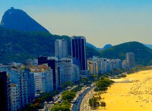 Passagens aéreas baratas para o Rio de Janeiro