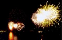 Festas de reveillon em Santa Catarina