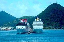 Visita às Bahamas e St.Maarten