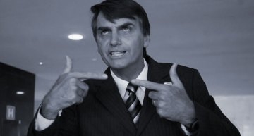 """Fascist Bolsonaro: """"Where there is indigenous land, there is wealth beneath it."""""""