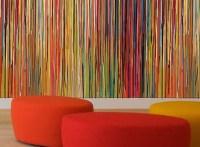 Amenajare pereti: tapete cu modele digitale abstracte ...