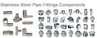 Stainless Steel Pipe Fittings Components | Stainless Steel ...