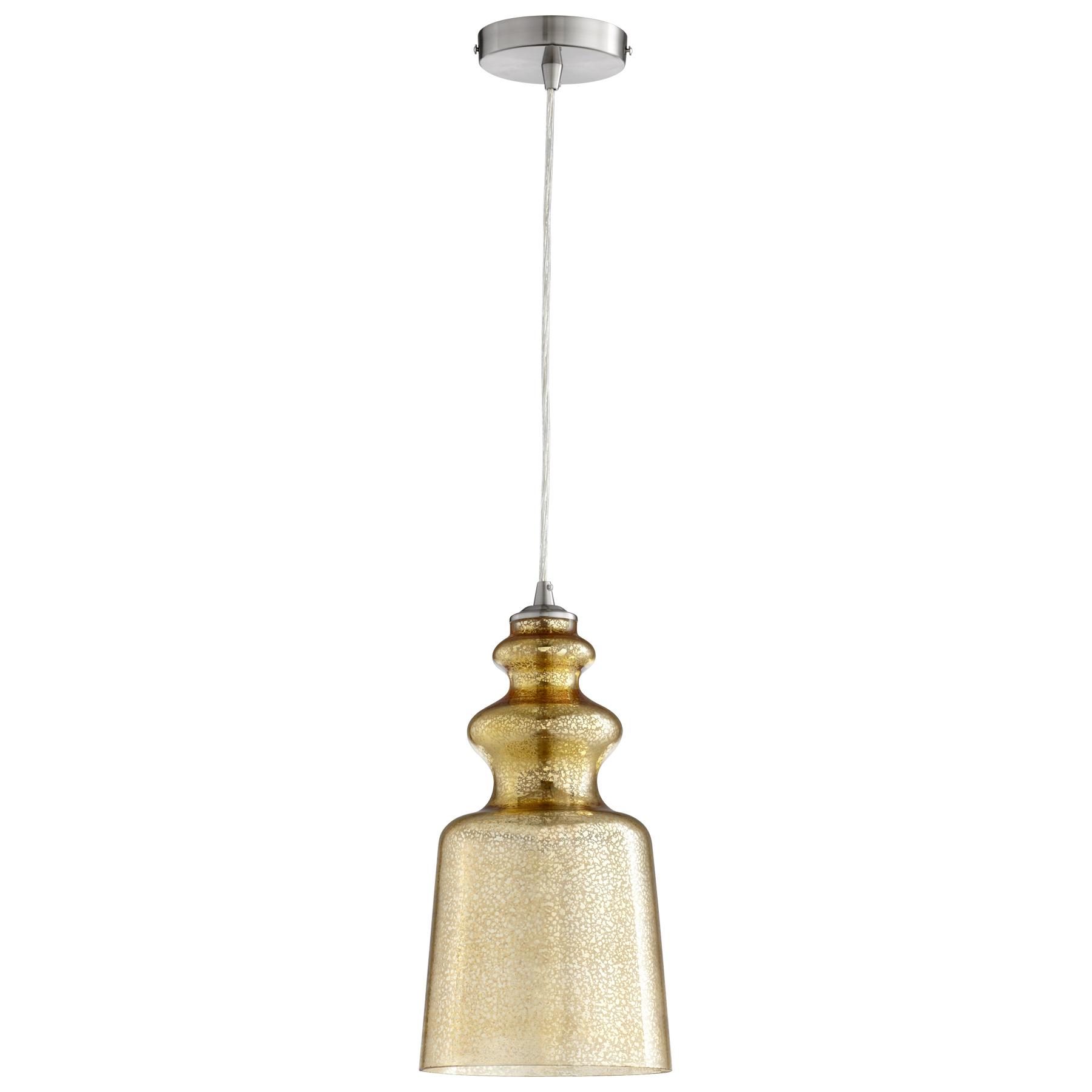 Gold Pendant Light