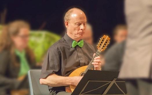 Joe Van Dunnegem, concertmeester BMO