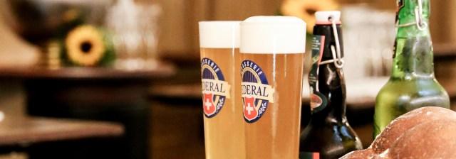 Abendhit und Bierkarte