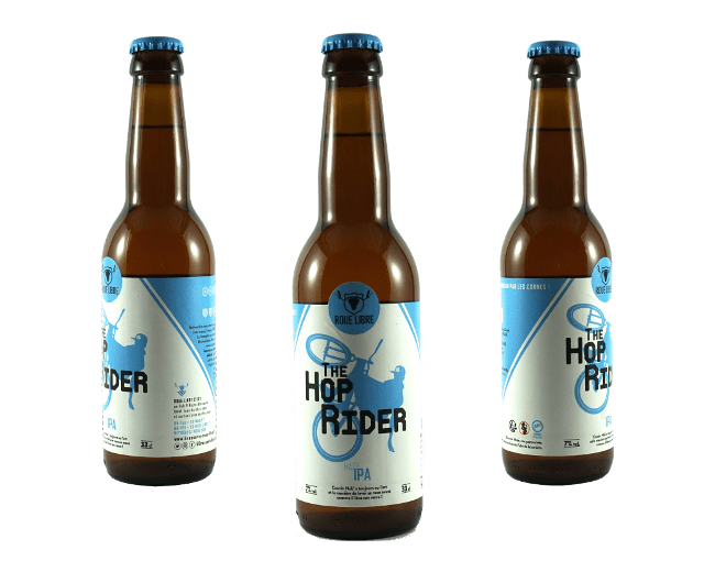Bouteille bière The HopRider