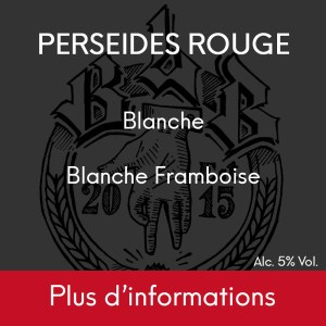 Perseides Rouge