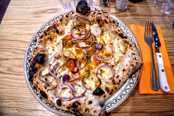 pizza galetto