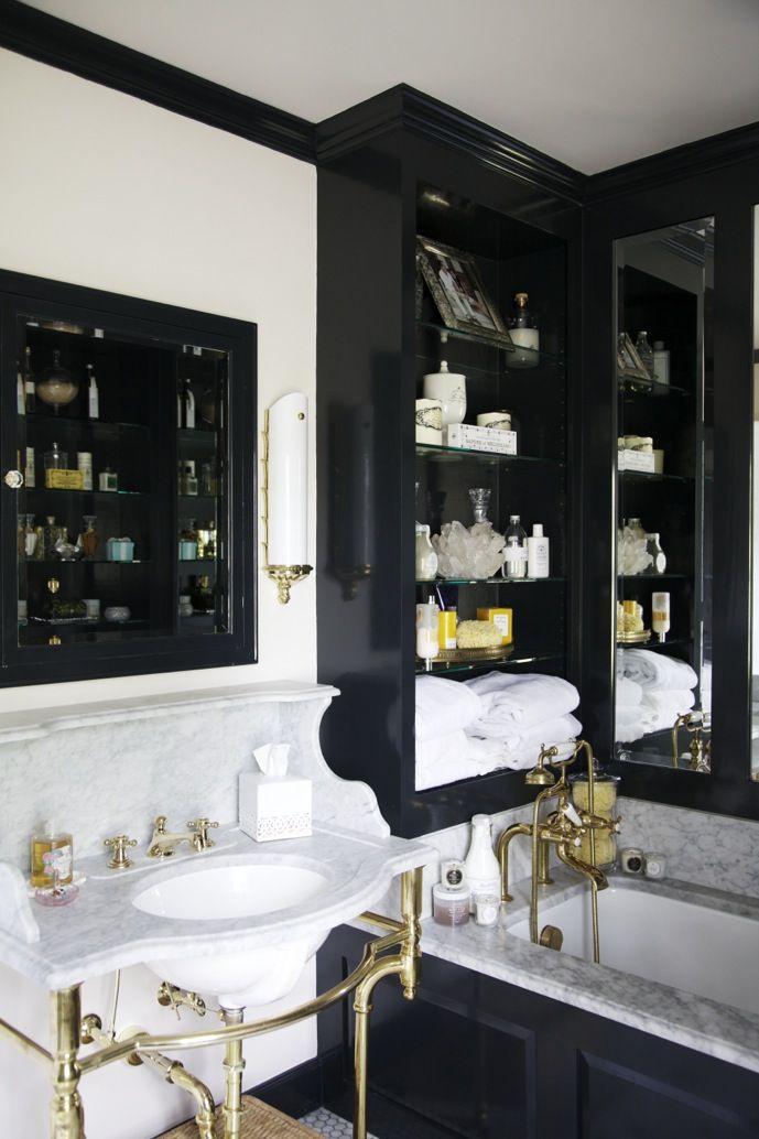 Brass Kitchens Brass Bathrooms Brass Fixtures Oh My Brass Hill Design