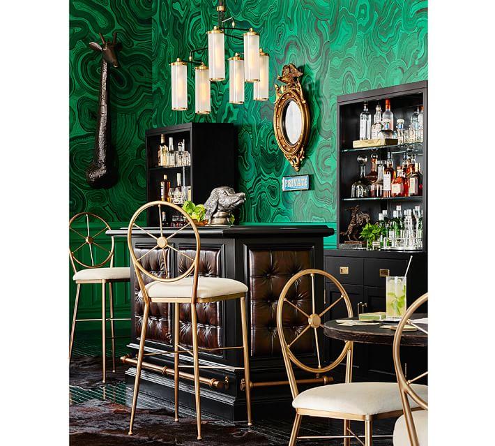 Mad for Malachite-Inspired Home Decor